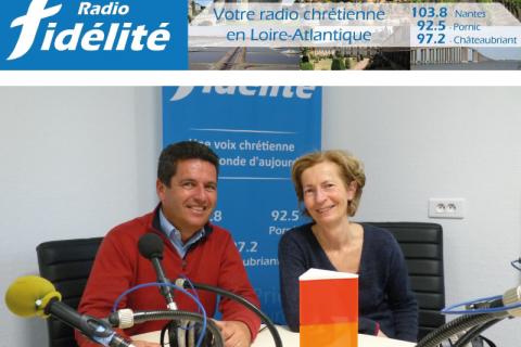 Radio Fidélité reçoit Vivolum